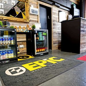 LOGO MATS, Indoor ENTRANCE stunning Entry mat Standard / custom sizes 7 day service LIFETIME warranty