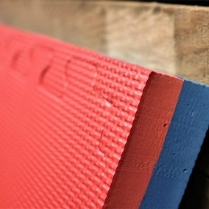 JIGSAW MATS 1m x 1m x 40mm Red/Blue martial arts Medium Density superb quality Fitness, Exercise.