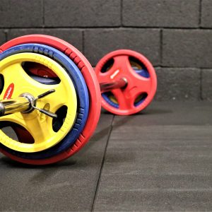 RUBBER GYM TILES 1m x 1m x 10mm, rubber flooring mats, Crossfit, Weights, Fitness perfect for home or commercial gyms