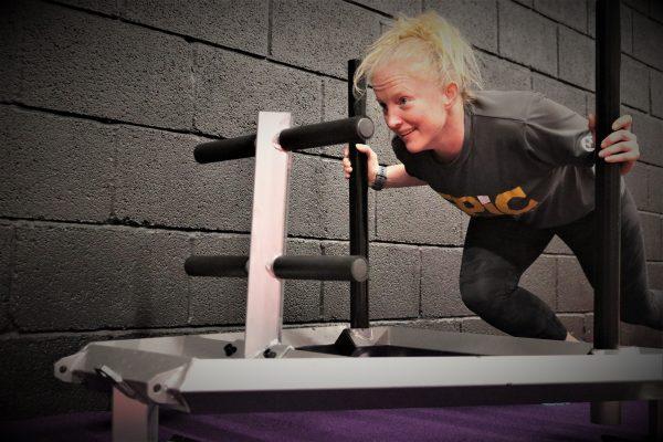 Gym Turf / sprint track