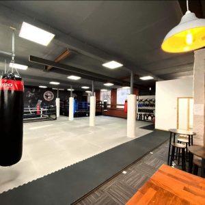 JIGSAW MATS 40mm GREY/BLACK 1m x 1m martial arts Medium Density superb quality Fitness, Exercise, Combat